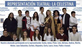 Representación teatral, adaptación de clásicos: La Celestina