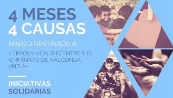 Iniciativas Solidarias 4 Meses 4 Causas: Marzo