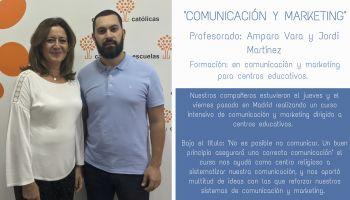Nuestro Colegio se forma en Comunicación y Marketing