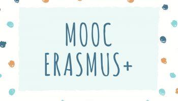ERASMUS+ Cursos MOOC de Formación Online - Inicio de matrícula.