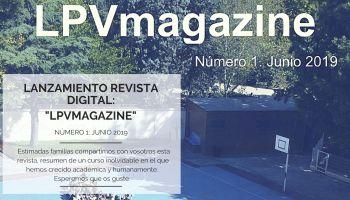 """Lanzamiento de la revista digital del Colegio La Purísima Franciscanas Valencia: """"LPVmagazine"""""""