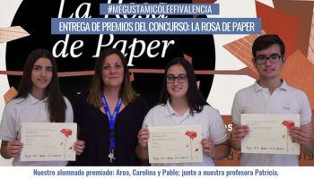 Concurso literario: La Rosa de Paper
